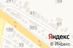 Схема проезда до компании Vis-a-Vis в Горячеводском