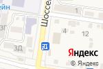 Схема проезда до компании Людмила в Железноводске