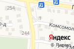 Схема проезда до компании Viktoria в Железноводске