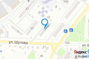 Двухкомнатная квартира в Павлово Павловский р-н, ул. Фаворского, 51