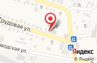 Схема проезда до компании Merry English в Анджиевском