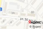 Схема проезда до компании МедЛидер в Железноводске