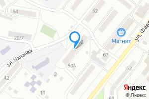 Снять двухкомнатную квартиру в Павлово Павловский р-н, ул. Чапаева, 48