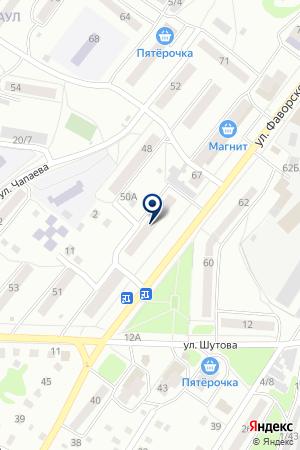 ПАВЛОВСКИЙ РЕМОНТНО-МЕХАНИЧЕСКИЙ ЗАВОД на карте Павлово