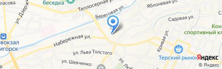 Art Hall на карте Горячеводского