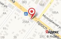 Схема проезда до компании Classic-M в Горячеводском