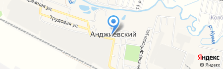 УК Перспектива на карте Анджиевского