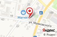 Схема проезда до компании 1000 мелочей в Железноводске