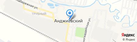 СтройДизайн на карте Анджиевского