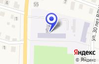 Схема проезда до компании ПРОДОВОЛЬСТВЕННЫЙ МАГАЗИН № 11 АРДАТОВСКОЕ РАЙПО в Ардатове