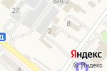 Схема проезда до компании Эскорт-Центр в Железноводске