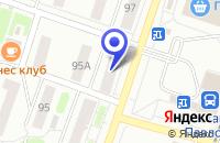 Схема проезда до компании МП МАГАЗИН ОВОЩИ в Павлово