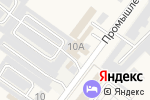 Схема проезда до компании Электротерм-Стандарт в Железноводске