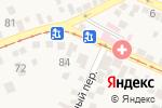 Схема проезда до компании Городская поликлиника №3 в Горячеводском