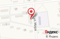 Схема проезда до компании Почтовое отделение в Новотерском