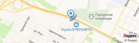 Ключавто на карте Анджиевского