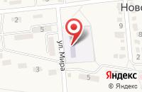 Схема проезда до компании Детский сад №23 в Новотерском