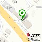 Местоположение компании Магазин автозапчастей для ГАЗ