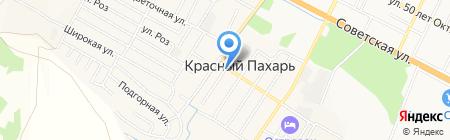 Тысяча и одна ночь на карте Анджиевского
