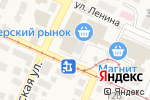 Схема проезда до компании Родник в Горячеводском