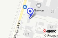 Схема проезда до компании ПТФ СПЕЦАВТОЗАПЧАСТЬ в Павлово