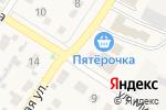 Схема проезда до компании Банкомат, Ставропольпромстройбанк в Красном Пахаре