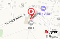 Схема проезда до компании Администрация Ленинского сельского поселения в Новотерском