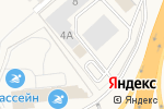 Схема проезда до компании ИОН-Игрушки в Железноводске