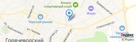 Quanto-Costa на карте Горячеводского