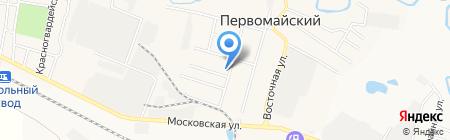 Снежана на карте Анджиевского