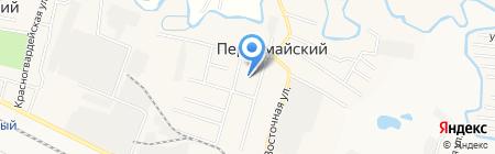 Библиотека №31 на карте Анджиевского
