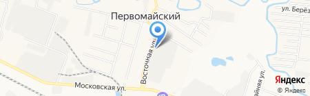 Евроизоляция на карте Анджиевского