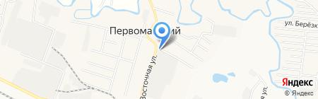 МНУ Минераловодское на карте Анджиевского