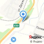 Лесная сказка на карте Пятигорска (КМВ)