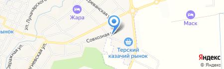 AutoStudio на карте Горячеводского