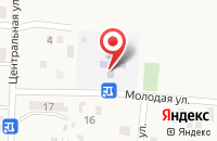 Схема проезда до компании Детский сад №19 в поселке Загорский