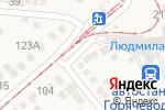 Схема проезда до компании Магазин семян для рассады в Горячеводском