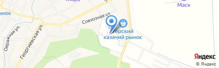 Ремонт ходовой на карте Горячеводского