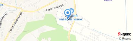 Газовое оборудование на все Авто на карте Горячеводского