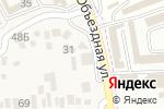Схема проезда до компании Тепло-центр в Пятигорске