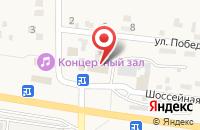 Схема проезда до компании Участковый пункт полиции №10 в поселке Загорский