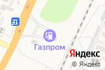 Схема проезда до компании Газпром в Минеральных Водах