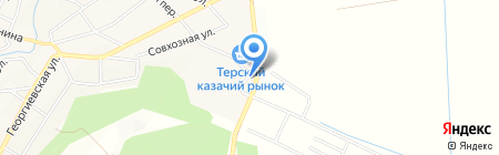 ElpaGroup на карте Горячеводского