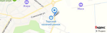 Forciym на карте Горячеводского
