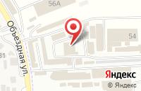 Схема проезда до компании Электроинструменты в Горячеводском