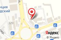 Схема проезда до компании Магазин швейного оборудования в Горячеводском