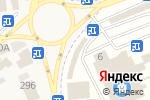 Схема проезда до компании БОГАТЫРЬ в Горячеводском