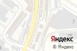Схема проезда до компании Exist.ru в Горячеводском