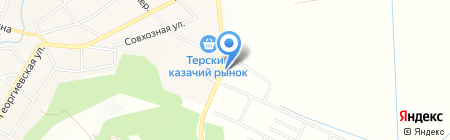 Exist.ru на карте Горячеводского