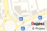 Схема проезда до компании Femina в Горячеводском